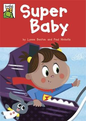 Super Baby by Lynne Benton