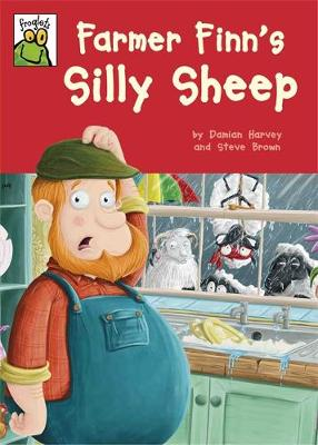Farmer Finn's Silly Sheep by Damian Harvey