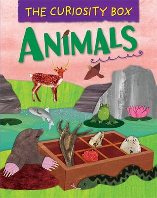 Curiosity Box: Animals by Peter Riley