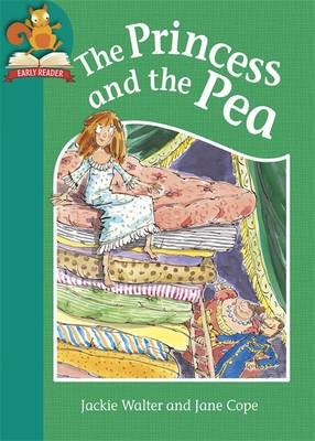 The Princess and the Pea by Jackie Walter