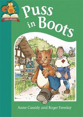 Puss in Boots by Anne Cassidy
