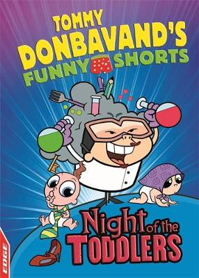 Night of the Toddlers by Tommy Donbavand