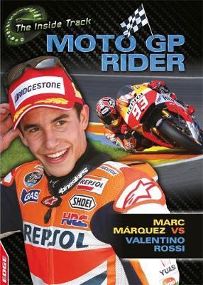 MotoGP Rider - Marc Marquez vs Valentino Rossi by Paul Mason