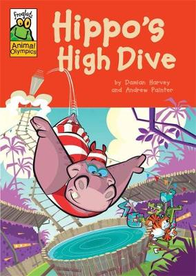 Hippo's High Dive by Damian Harvey
