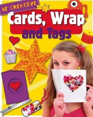 Cards, Wrap and Tags by Anna Claybourne