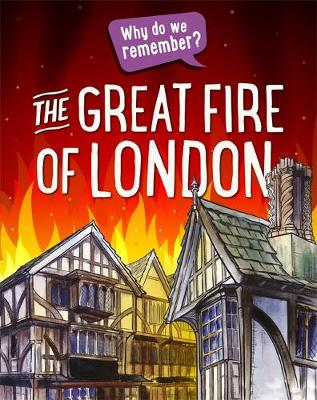 The Great Fire of London by Izzi Howell