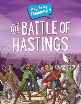 The Battle of Hastings by Claudia Martin, Izzi Howell, Franklin Watts