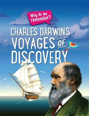 Charles Darwin by Izzi Howell
