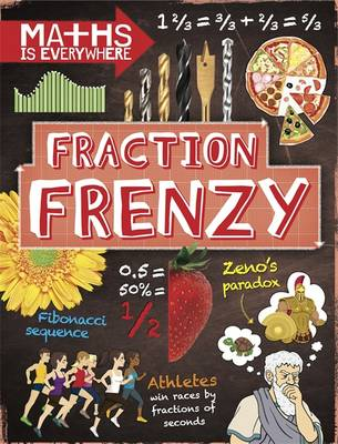Fraction Frenzy Fractions and Decimals by Rob Colson
