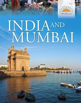 India and Mumbai by Jenny Vaughan