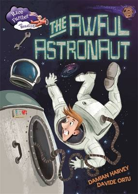 The Awful Astronaut by Damian Harvey