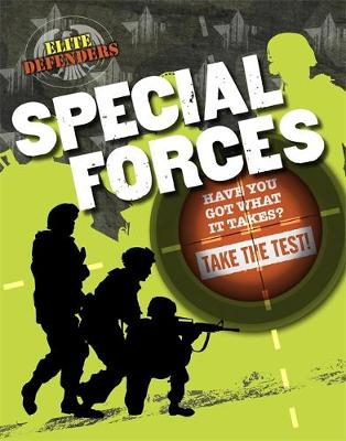 Special Forces by Sarah Levete
