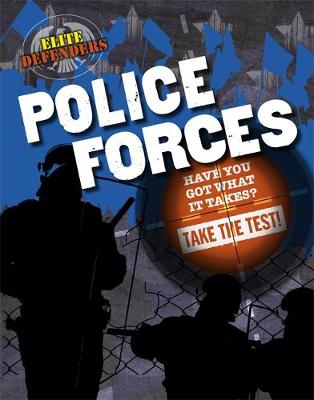 Police Forces by Geoff Barker