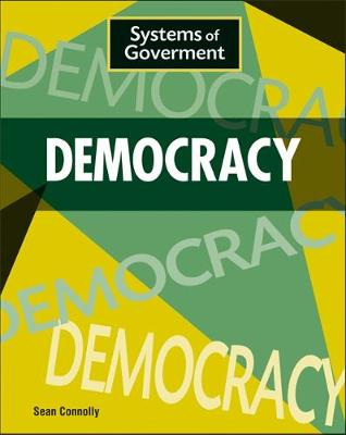 Democracy by Sean Connolly