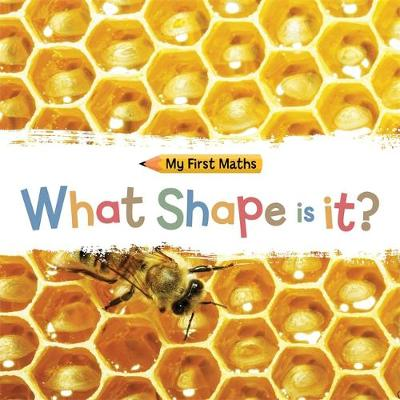 What Shape is it? by Jackie Walter