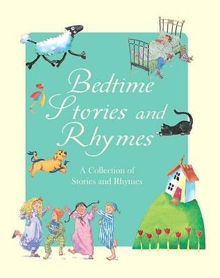 Mini Padded Treasuries Bedtime Stories and Rhymes by