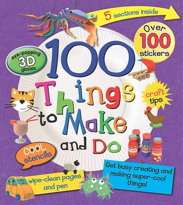 Ultimate Activity Workstation 100 Things to Make and Do by