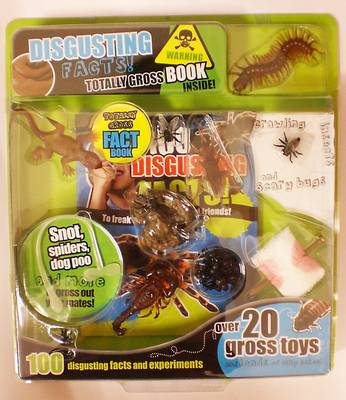 Disgusting Things Large Blister Pack by