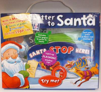 Boxset Letter to Santa by