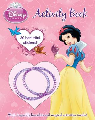 Disney Activity Princess Dreamy Activity Book by