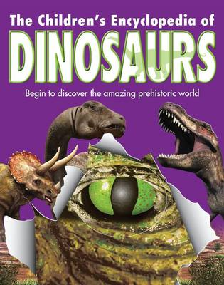 Reference 5+ Children's Dinosaur Encyclopedia by