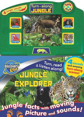 Discovery Moving Picture Book Jungle by