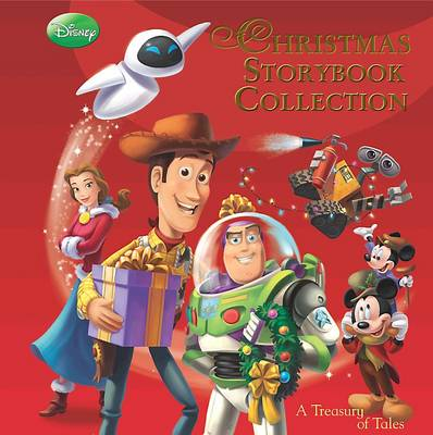 Disney Storybook Collection Xmas by