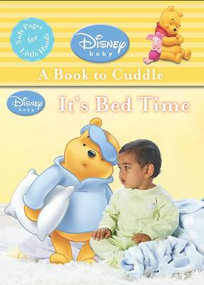It's Bed Time Disney Cloth Book by