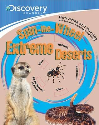 Discovery Spin-the-Wheel Extreme Deserts by