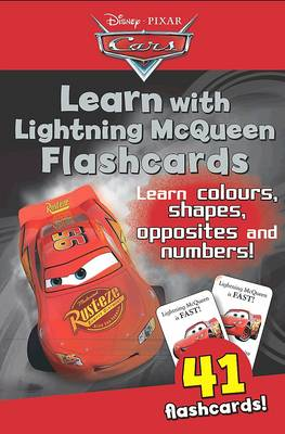 Disney Flashcards Cars by