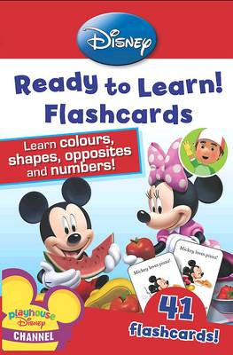 Disney Flashcards Playhouse by