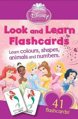 Disney Flashcards Princess by