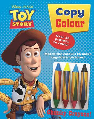 Disney Toy Story - Copy Colour by