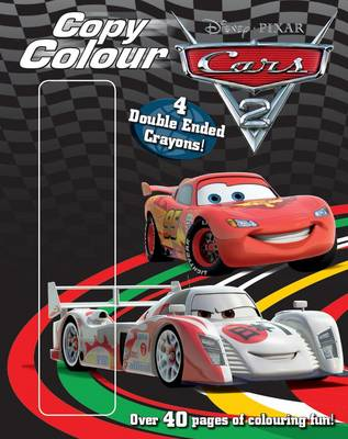 Disney Cars - Copy Colour by