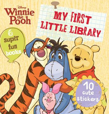 Disney Little Library - Winnie the Pooh the Movie by