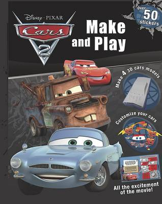 Cars 2 Make and Play by