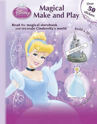Cinderella Make and Play by