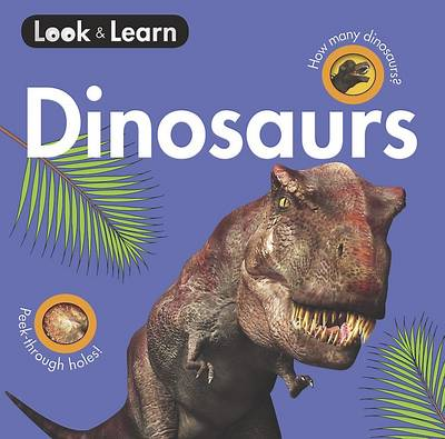 Dinosaurs Board Book by