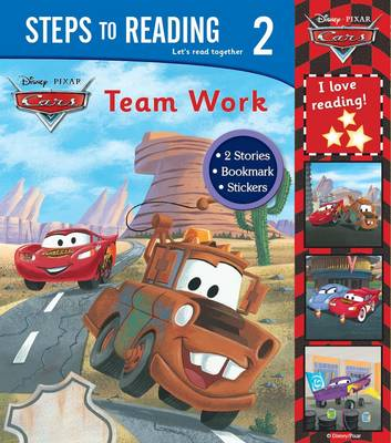 Disney Reading - Team Work by