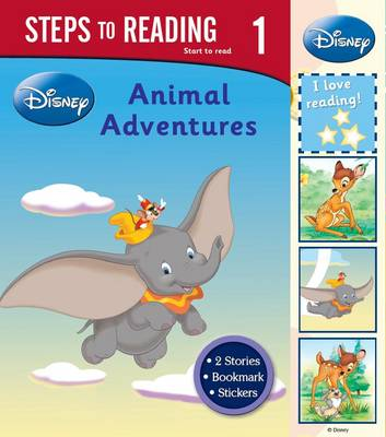 Disney Reading - Animal Adventures by