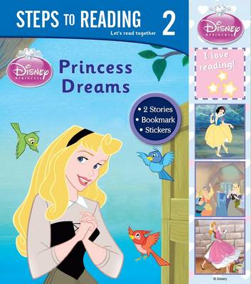 Disney Reading - Princess Dreams by
