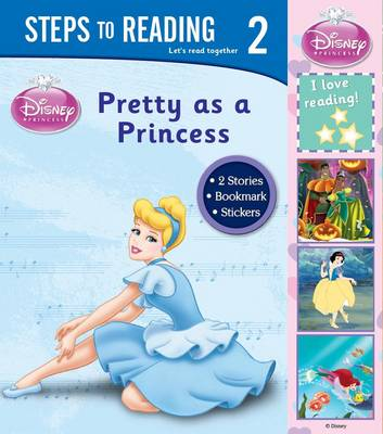 Disney Reading - Pretty as a Princess by