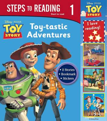Disney Reading - Toy-Tastic Adventures by