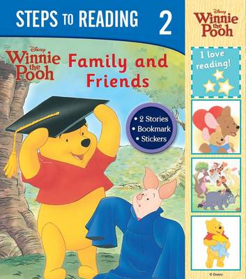 Disney Reading - Family and Friends by