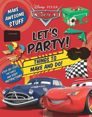Disney Cars Make and Do - My Cool Room by