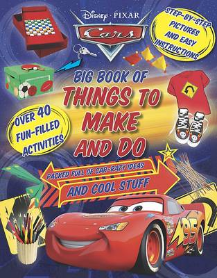 Disney Cars Craftbook by