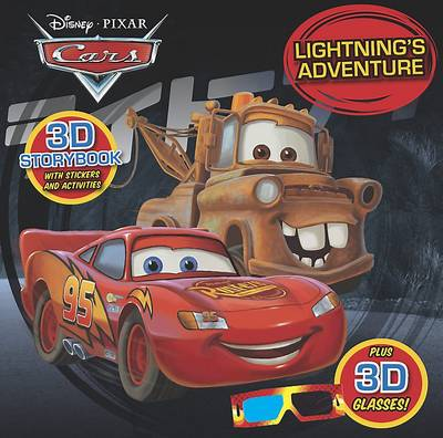 Disney Cars Picture Storybook by