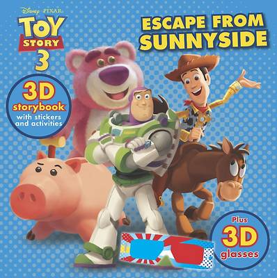 Disney Toy Story 3 Picture Storybook by