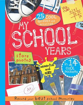 My School Years Best Memories Album by Parragon