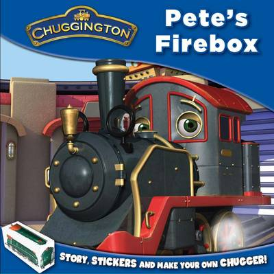 Chuggington - Old Puffer Pete's Firebox by
